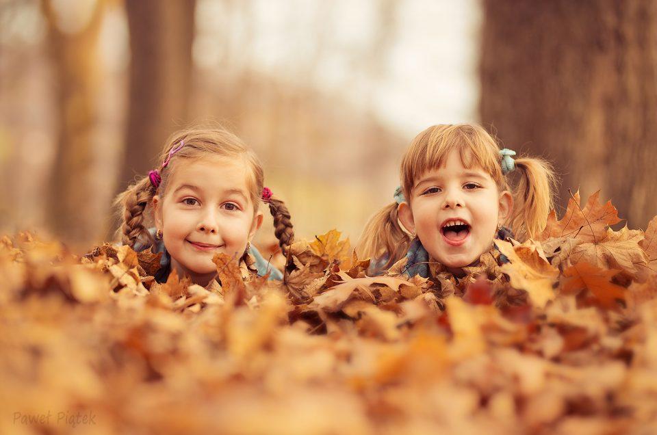 Sucha Beskidzka Zamek - jesienna sesja zdjęciowa