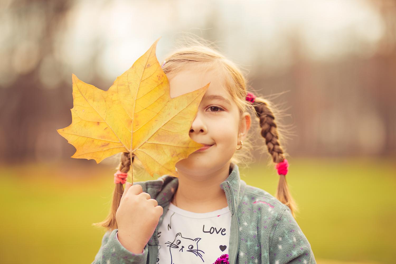 portret jesienny